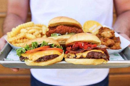神级汉堡品牌Shake Shack上海第三店亮相浦东 2020年进军北京
