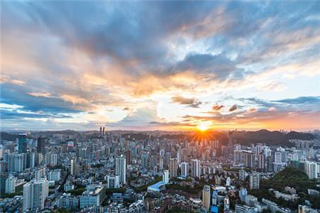 贵州梵荣置业将在白云区打造梵荣·中环新第商业项目