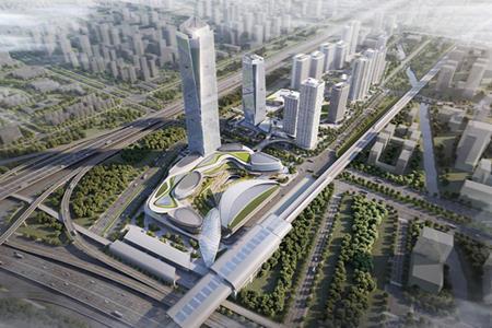 新鸿基广州南沙庆盛枢纽综合体项目获批 将规划8万㎡大型商场