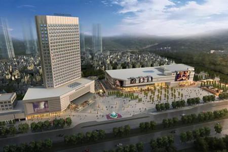 世纪金源商管集团全程冠名第七届中国商业地产西南峰会!