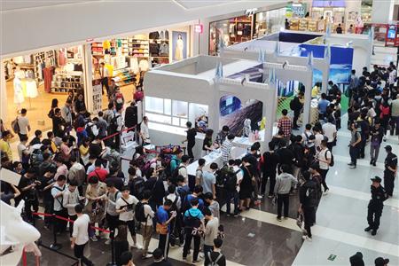 打造文创特色购物中心,粤海仰忠汇成引领北京路商圈南拓成功范本