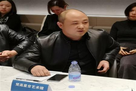 梵高艺术星空陈建勇:自带流量的品牌也可以成为社区商业的一种选择