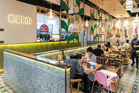 椰妹萝岗万达店正式开业  系广州第三家直营门店