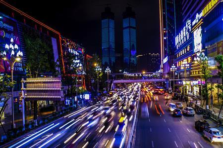 贵阳夜色——灯火阑珊下孕育的夜经济璀璨图景