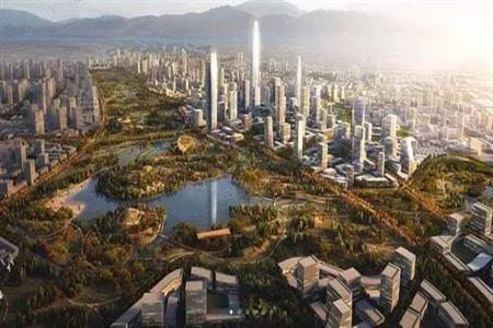 巫家坝总投资200亿5070亩中央公园建设启动项目造价招标