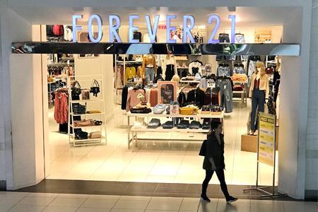 传Forever 21获减租保门店