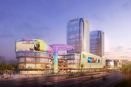 潮州财富中心南风里11月8日开业 永辉、上影华通影城等进驻