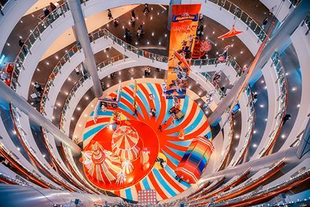 """""""首店""""下沉哲学:二线城市被宠,扎堆新mall"""