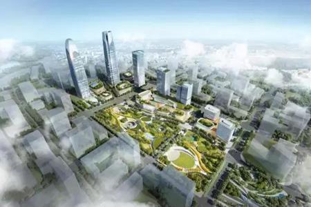 金茂33亿元夺福州滨海新城1宗综合用地 规划建面超77万㎡