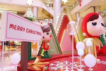 2019圣诞美陈风向标:六大主题给你好看!(下)