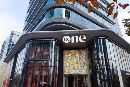 """新鸿基ITC一期低调试营业 LV、TIFFANY、GUCCI等多个奢侈品""""撞脸""""港汇恒隆"""