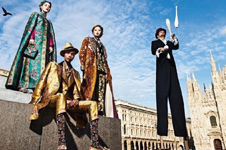Dolce&Gabbana创始人或有意淡出 拟将品牌交给Dolce家族