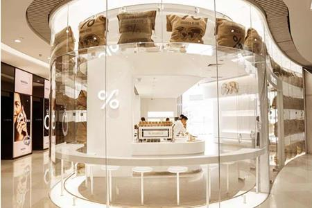网红咖啡品牌%Arabica广州首店登陆天环广场