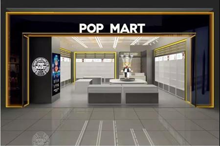 新店播报:POP MART贵州首家直营店开业 落户国贸逸天城购物中心