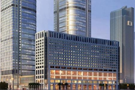 曾在迪拜打造帆船酒店的卓美亚酒店,联手高德置地广场首进华南