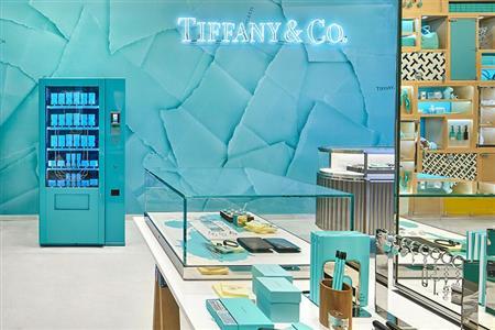 """Tiffany开内地最大旗舰店,还有这些""""第一次"""""""