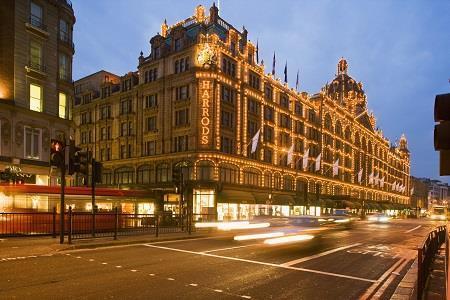 哈罗德百货2020年将在上海开设首家海外永久旗舰店