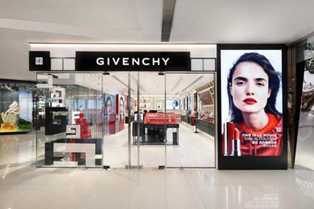 加速中国市场布局 广州首家纪梵希美妆精品店于正佳广场开业