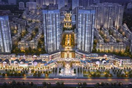 """云阳9街荣获第七届西南峰会""""西南投资价值商业地产项目""""奖"""