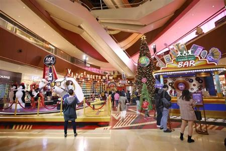 """广州12个mall圣诞秀,好看到""""迈不动腿""""!"""