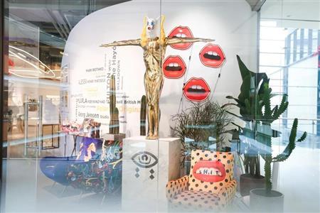 "HOW Store开创新模式,推出""超市型""艺术设计商店"