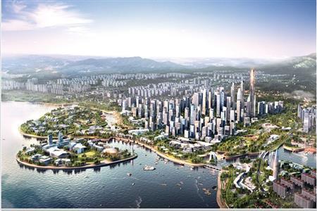 周观鲁商||青岛地块连续签约  黄岛1.66亿元出让4宗商地