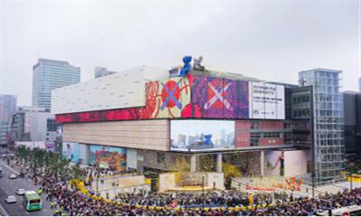 长沙IFS打造华中商业地标 智能商场引领零售新时代