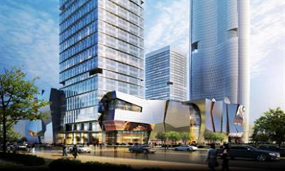 商业未来的模式是什么?武汉绿地缤纷城有话说