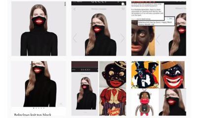 继杜班嘉纳、Prada后 Gucci也陷入了种族歧视风波!