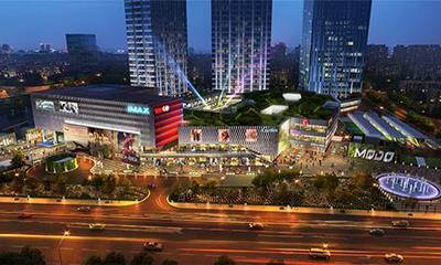 老牌新贵继续角逐 上海未来1年半计划开这些购物中心