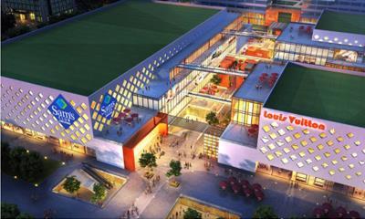 北京顺义山姆会员商店拟4月25日开业 总建筑面积超7万�O
