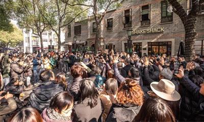 纽约神级汉堡Shake Shack开内地首店 能在中国再造传奇吗?