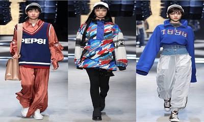 登上纽约时装周 国货服饰也可supreme
