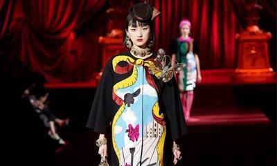 困境仍在持续!中国时尚媒体缺席Dolce&Gabbana时装秀