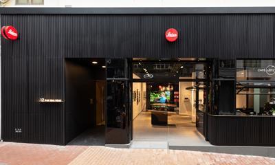 野心勃勃的徕卡刚建完公园 又在中国开出首家咖啡集合店