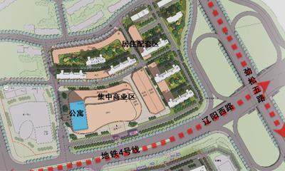 青岛地铁拿下劲松四路站项目地块 铁艺街将变身商业综合体