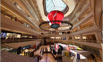 上海世纪汇广场3大特色品牌关键词:体验 新鲜