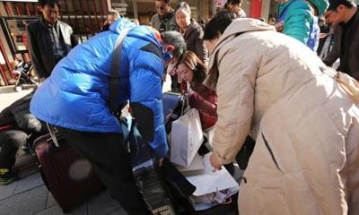 受中国代购骤减影响 日本奢侈品销售疲软