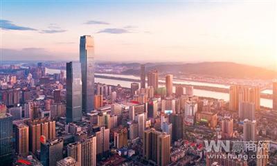 华中商业周要闻:2018年长沙IFS月销售额破3亿 武汉江宸天街拟于2020年底开业