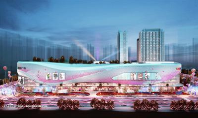 长沙雨花吾悦广场预计今年12月27日开业