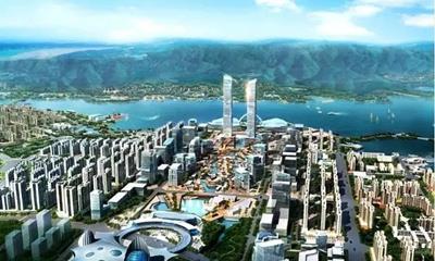 合景泰富广西布局再下一城 首进梧州打造华南首个冰雪小镇