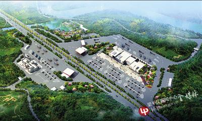 梁平集中开工签约一批重大项目 计划总投资185.3亿元