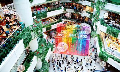 """解秘广州天河城2018年销售58亿背后的""""心智地标""""运营术"""