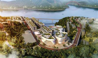 大数据看城市商业:重庆区县商业业态市场分析与发展报告