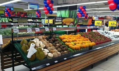 中国连锁超市十年风云