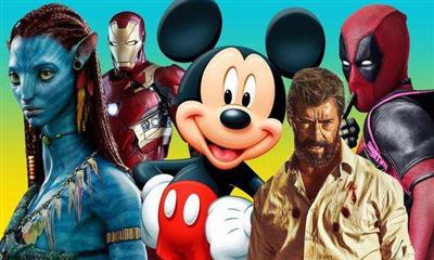 迪士尼正式收购福克斯 X战警或将加入复仇者联盟