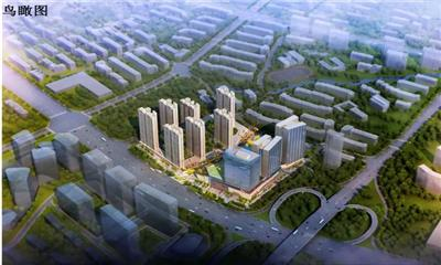 青岛浮山后地块新规划出炉 将打造超27万平商住综合体