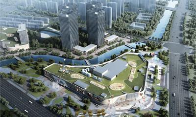 龙湖胶州天街项目二期规划出炉 为12万㎡大型商业体