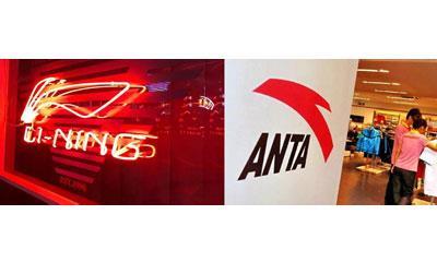 李宁安踏特步三大国产运动品牌在天猫竞逐 线上业绩强劲驶入快车道