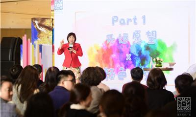 重庆时代广场「时尚出走・玲感来袭」 用传统诠释时尚